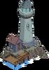 Fogbury Port Lighthouse & Pier Menu