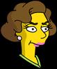 Gloria Annoyed Icon