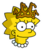 Little Miss Springfield Lisa Icon