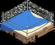 Backyard Wrestling Ring Menu