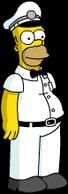 Ice Cream Man Homer Menu