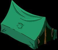Spooky Tent Menu
