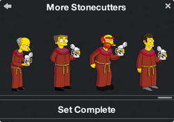 More Stonecutters Character Collection 2