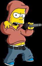 Rappin' Bart Unlock