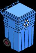 Recycling Bin Menu