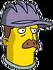 Roscoe Sad Icon