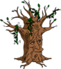 Old Tree Spirit Icon