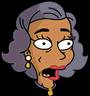 Rita LaFleur Surprised Icon