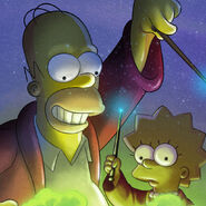 Treehouse of Horror XXVIII Event App Icon