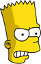 Bart Angry Icon