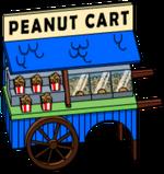 Peanut Cart Menu