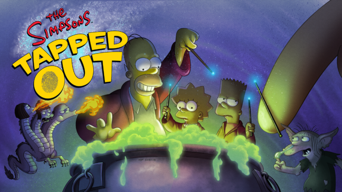 Treehouse of Horror XXVIII Event Splash Screen