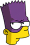 Bartman Annoyed Icon