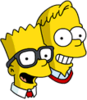 Jiff And Skippy Happy Icon