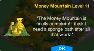Money Mountain Level 11 Unlock