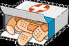 Small Band-Aid Box Menu