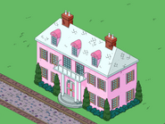 Stacy's Dream House animation