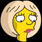 Beatrice Sad Icon