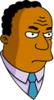 Dr. Hibbert Annoyed Icon
