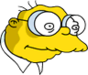 Hans Moleman Icon
