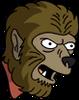 Werewolf Sinister Icon