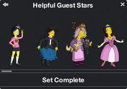Helpful Guest Stars Character Collection 1
