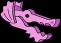 Blocko Dragon Surprised Icon