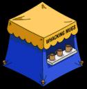 Whacking Mugs Stalls