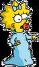 Maggie Surprised Icon