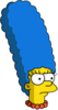 Marge Serious Icon