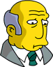 Principal Dondelinger Sad Icon