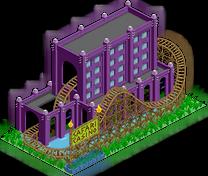 Safari Casino Menu