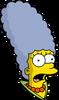 Empty-Nest Marge Surprised Icon