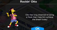 Rockin' Otto notification