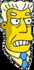 Brockman Angry Icon