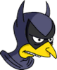 Fruit-Bat-Man Icon