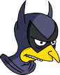 Fruit-Bat-Man Icon