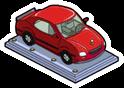 Luxury Car Sidebar
