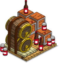 Stack of Beer Icon