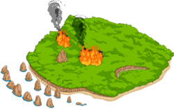 The Island of Dr. Hibbert Menu