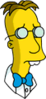 Professor Frink Sad Icon