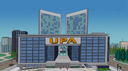 UPA Talent Agency in the show