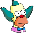 Krusty Confused Icon
