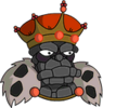 Old King Coal Icon