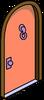 Simpsons Door Icon