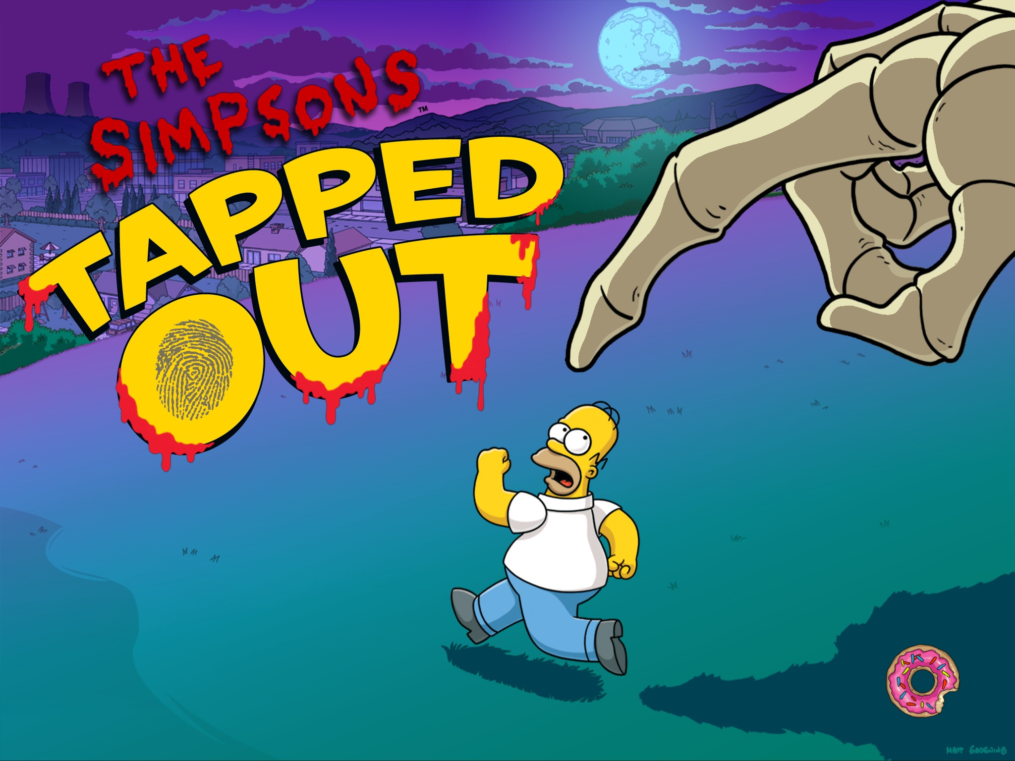 Treehouse of Horror XXIII Event | The Simpsons: Tapped Out Wiki ...