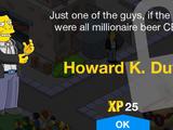 Howard K. Duff