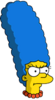 Marge Angry Icon