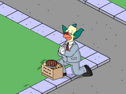Krusty the Christian Sober Contemplation House