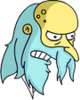 Reclusive Mr. Burns Annoyed Icon
